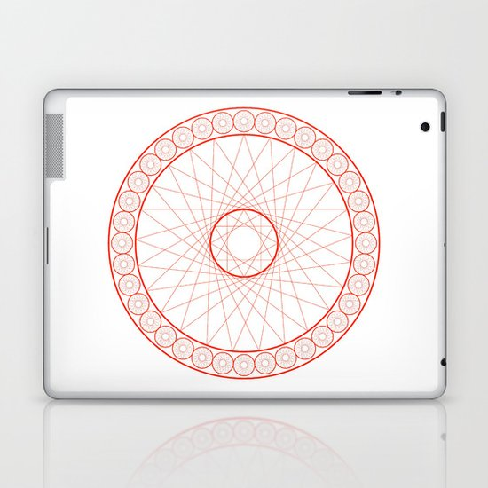 Anime Magic Circle 13 Laptop & iPad Skin