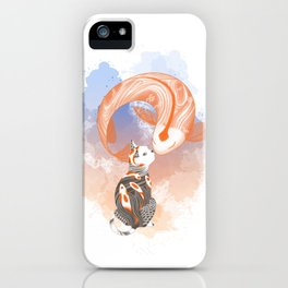 Love knows no boundaries iPhone Case