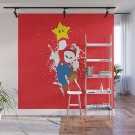 Mario Paint Wall Mural