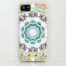 eclectic summer prints iPhone (5, 5s) Slim Case