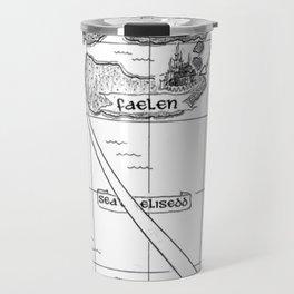 SIREN'S SONG Map (bk 3) Travel Mug