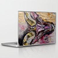 goat Laptop & iPad Skins featuring Goat by Derek Boman