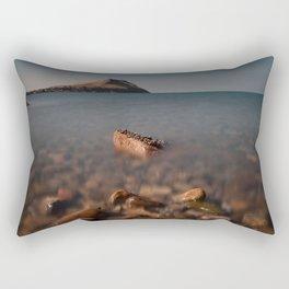 Worms Head Gower Rectangular Pillow