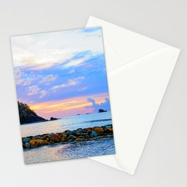 An Evening Glow Stationery Cards