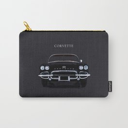 Black Vette Carry-All Pouch