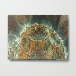 The Hive - El Panal Metal Print