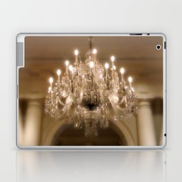 Sparkling Chandelier Laptop & iPad Skin