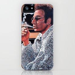 cosmo kramer tom roderick iPhone Case