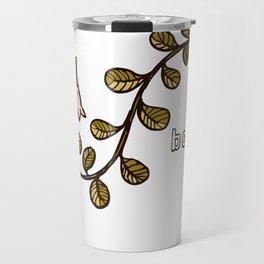 twinflower Travel Mug