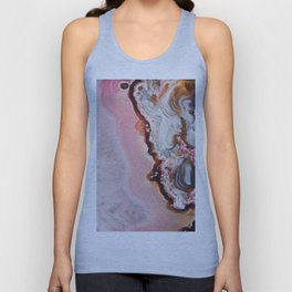 Spring Agate Unisex Tank Top