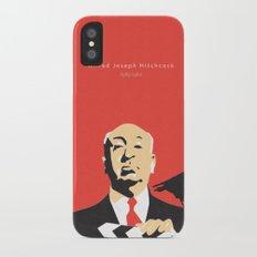 Hitchcock Slim Case iPhone X