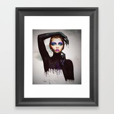 The Girl 3 Framed Art Print