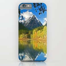 lake snow Slim Case iPhone 6s