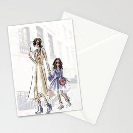 Stylish Mini Me Stationery Cards