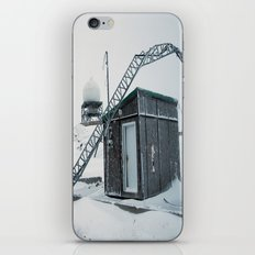 Abandon Iqaluit D.E.W. Line Site 1 iPhone & iPod Skin