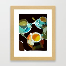 Time with Friends Framed Art Print