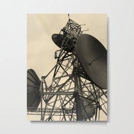 Tower of Sounds Metal Print