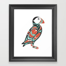 Puffin Framed Art Print