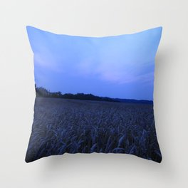 Hallucinations Throw Pillow