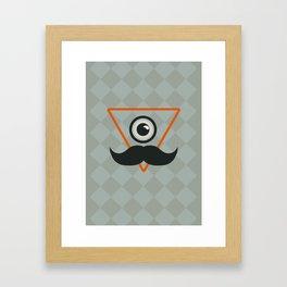 Io ti Guardo Framed Art Print