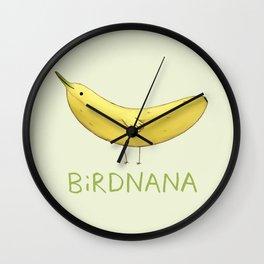 Birdnana Wall Clock