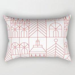 Muuri Rectangular Pillow