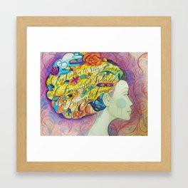 beautifulworld Framed Art Print