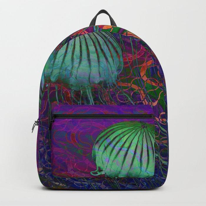 Jellyfish Backpack
