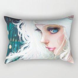 Abarbarea Rectangular Pillow