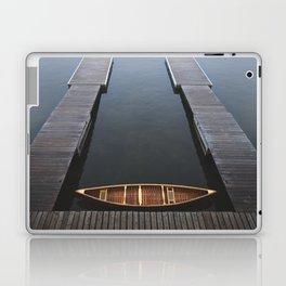 The Golden Canoe Laptop & iPad Skin