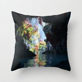 Ethos (Autumn) Throw Pillow