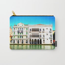 Ca' D'Oro Palace - Venice, Italy Carry-All Pouch