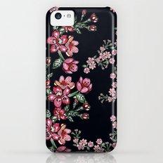 Cherry Blossom Pattern Slim Case iPhone 5c