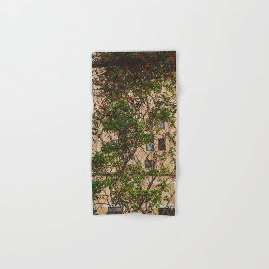 Urban Garden Hand & Bath Towel