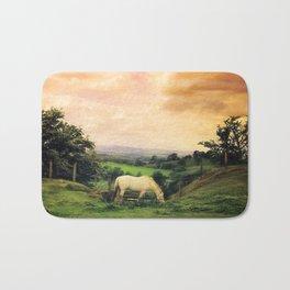 Farmland in Cumbria Bath Mat