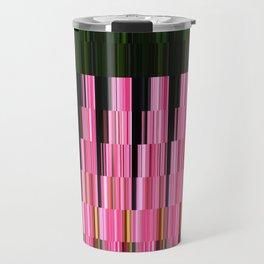 Kaleidoscope   Crape Myrtle Travel Mug