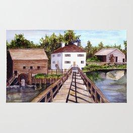 Wooden Bridge Rug