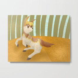 Deerling! Metal Print