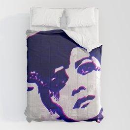 the rebel girl Comforters