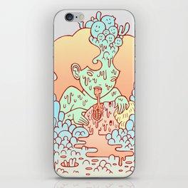 nom nom iPhone Skin