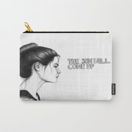 The Sun Will Come Up  Carry-All Pouch