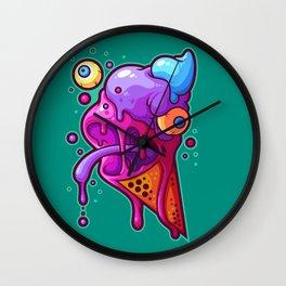Terror Cone Wall Clock