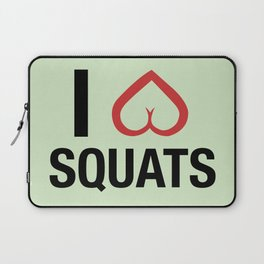Squat Love Laptop Sleeve