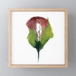 Ceren's Flower Framed Mini Art Print