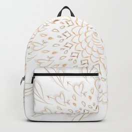 Orange you in love Backpack