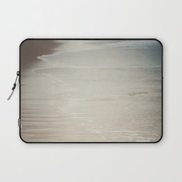 Where Land Meets Sea Laptop Sleeve