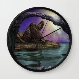 Rocklands 3D Nature Sceneic Wall Clock