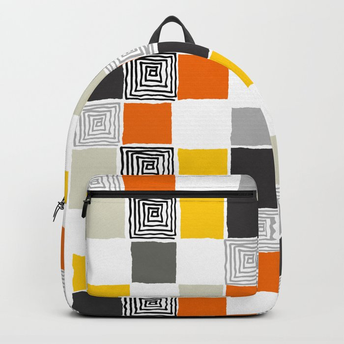 pattern 43 Backpack