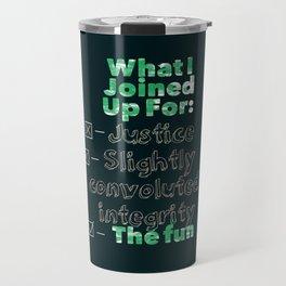 For the Fun Travel Mug