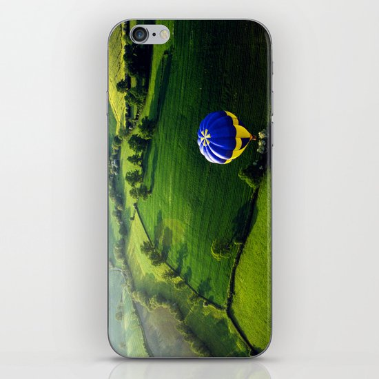 Above The Shires iPhone & iPod Skin